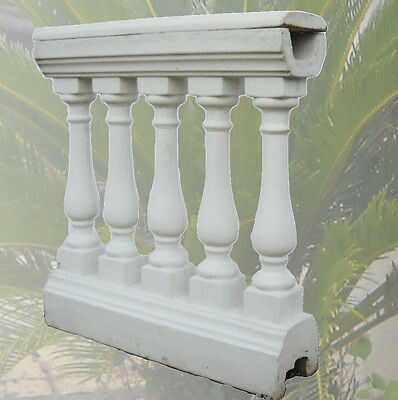 Set N 12 Positano Balustrades With Sectional Travelling case Cm H 95x L 1080 X P 23